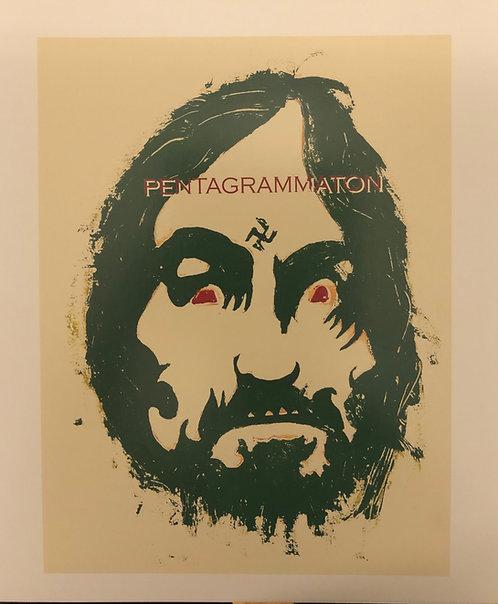 Ofermod - Pentagrammaton LP (Manson Version)
