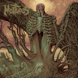 Mortuous - Through Wilderness CD