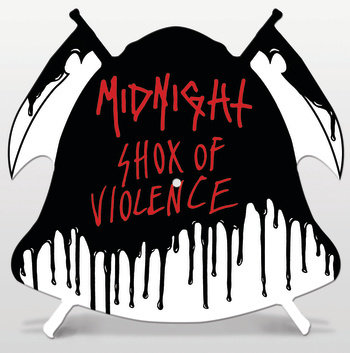 Midnight - Shox Of Violence SHAPE MLP
