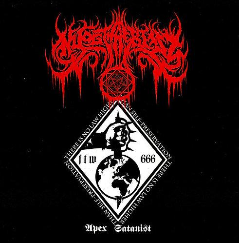 Nyogthaeblisz - Apex Satanist LP