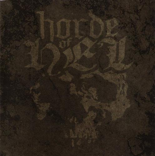 Horde of Hel - Blodskam CD