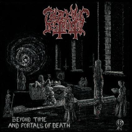 Black Vul Destruktor - Beyond Time & Portals of Death LP