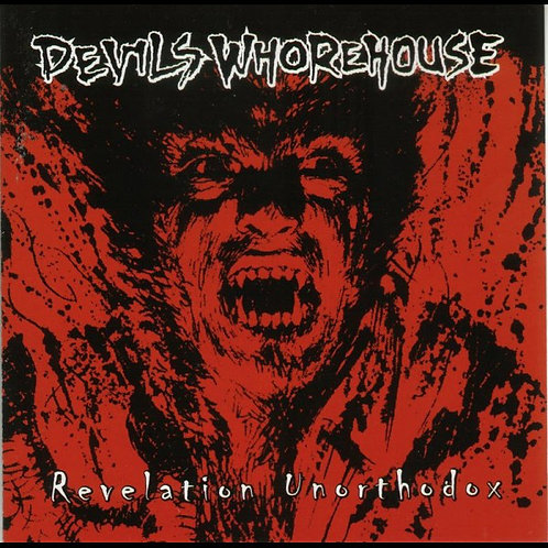 Devils Whorehouse - Revelation Unorthodox LP