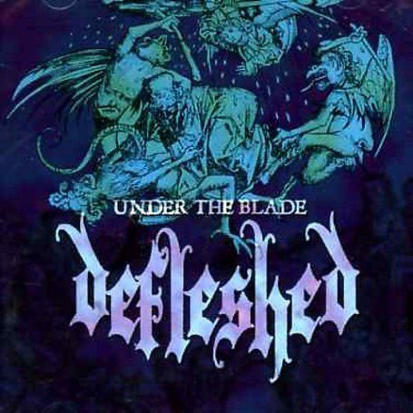 Defleshed - Under the Blade LP