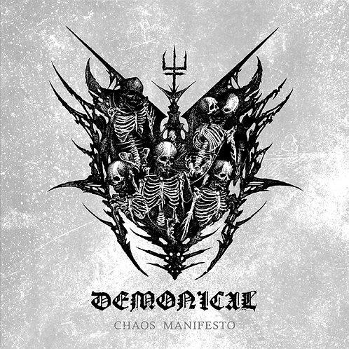 Demonical - Chaos Manifesto DIGI-CD