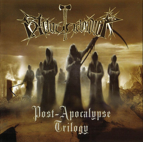 Bloodhammer – Post-Apocalypse Trilogy CD