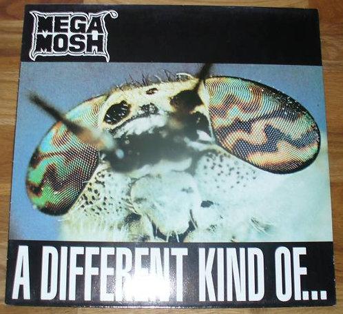 Mega Mosh - A Different Kind Of Meat LP