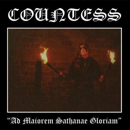 Countess - Ad Maiorem Sathanae Gloriam LP
