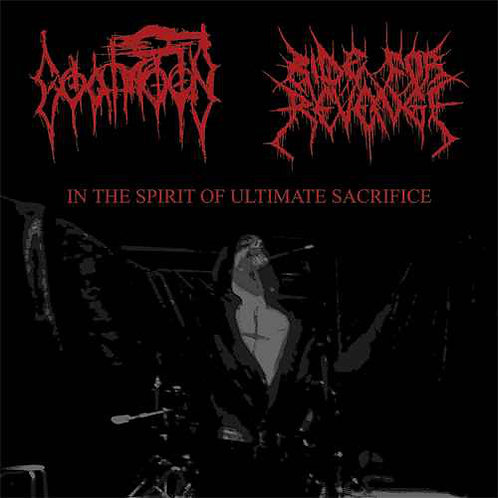 Goatmoon / Ride for Revenge - In the Spirit of Ultimate Sacrifice DIGI-CD