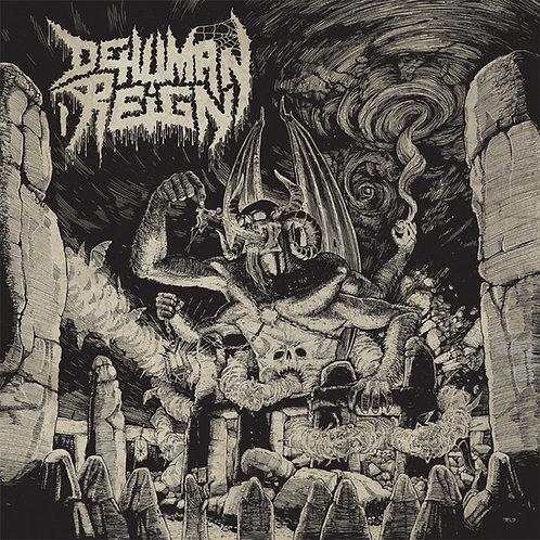Dehuman Reign – Ascending From Below CD