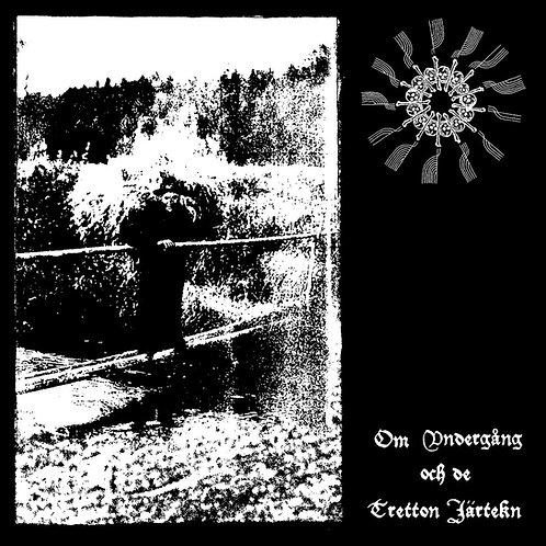 Wagner Ödegård - Om Undergång och de Tretton Järtekn CD