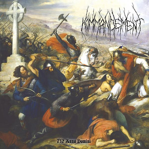 Kommandement - 732 Anno Domini CD