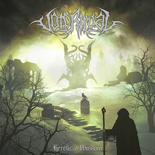 Void Ritual - Heretical Wisdom Digi-CD