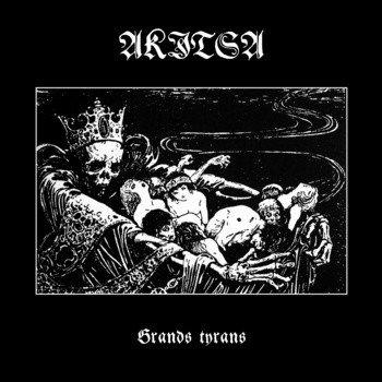 Akitsa - Grands Tyrans DIGI-CD