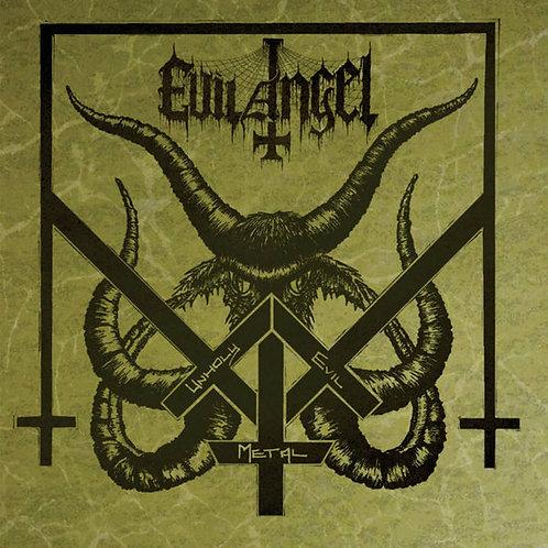 Evil Angel - Unholy Evil Metal CD