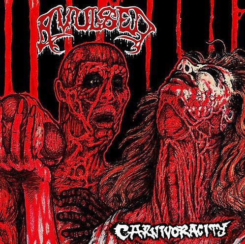 Avulsed – Carnivoracity LP