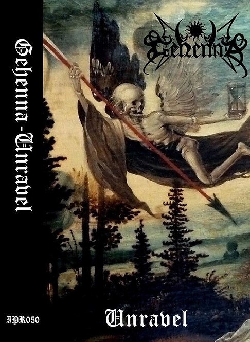 Gehenna - Unravel TAPE