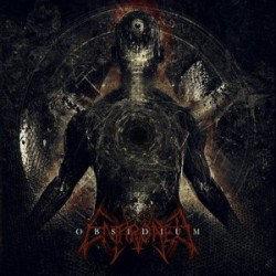 Enthroned - Obsidium CD