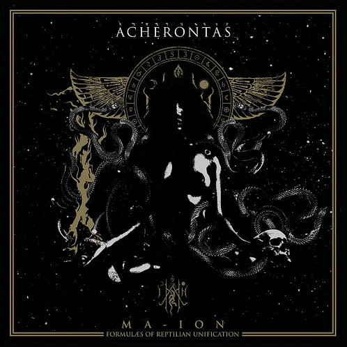 Acherontas ‎– Ma-IoN (Formulæs Of Reptilian Unification) LP