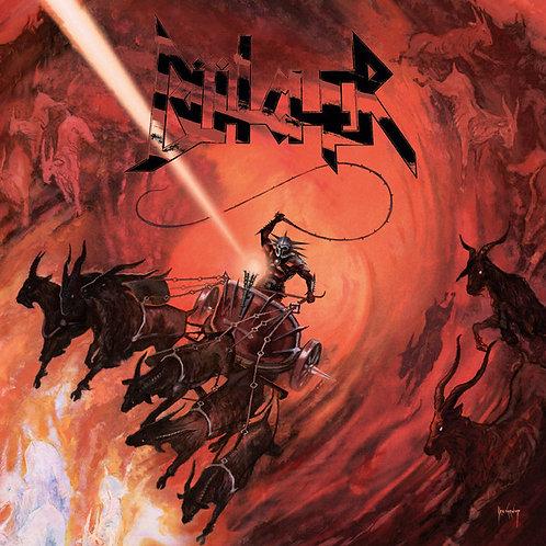 Butcher - 666 Goats Carry My Chariot LP (Orange Galaxy Vinyl)