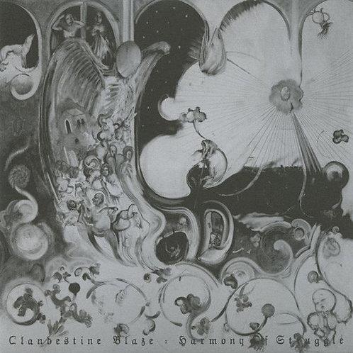 Clandestine Blaze – Harmony Of Struggle LP