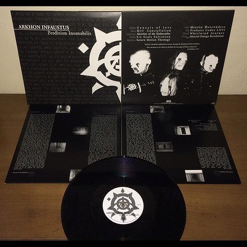 Arkhon Infaustus – Perdition Insanabilis LP