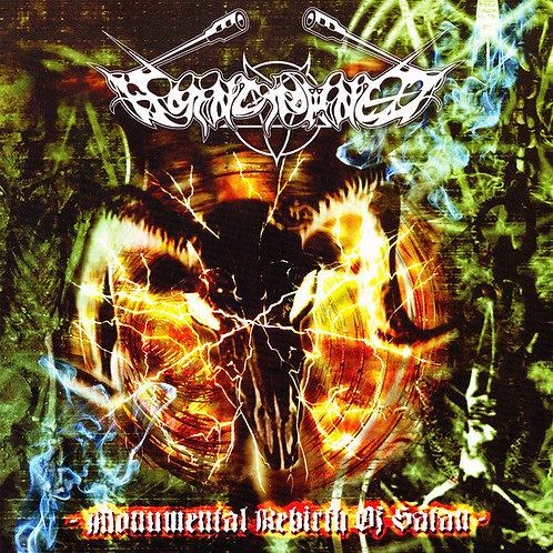 "Horncrowned – Monumental Rebirth Of Satan 7""EP"