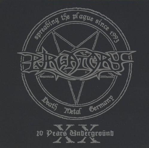 Purgatory - XX - 20 Years Underground DIGIBOOK-2xCD (KS)