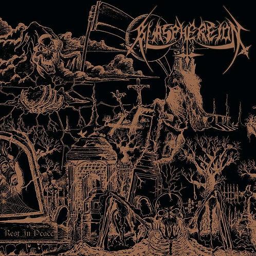 Blasphereion - Rest in Peace CD
