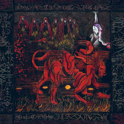 Serpent Ascending - The Enigma Unsettled LP