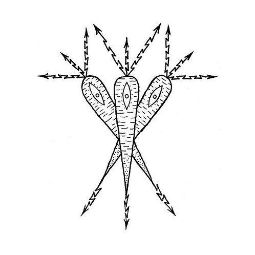 Oksennus - Kolme Toista 2xLP