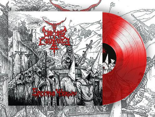 Caedes Cruenta – Ερείπια Ψυχών LP (Red Vinyl)