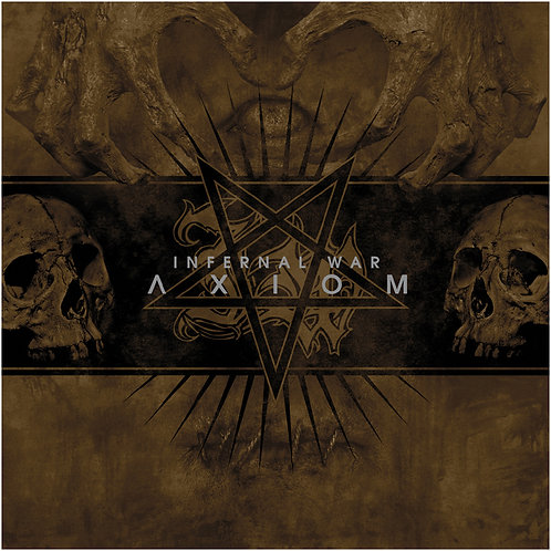 Infernal War - Axiom CD