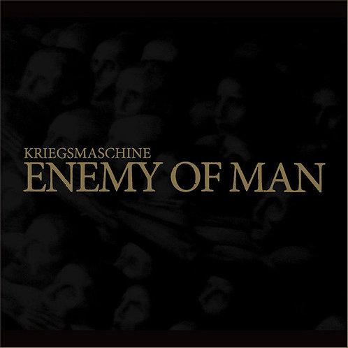 Kriegsmaschine – Enemy Of Man Digi-CD
