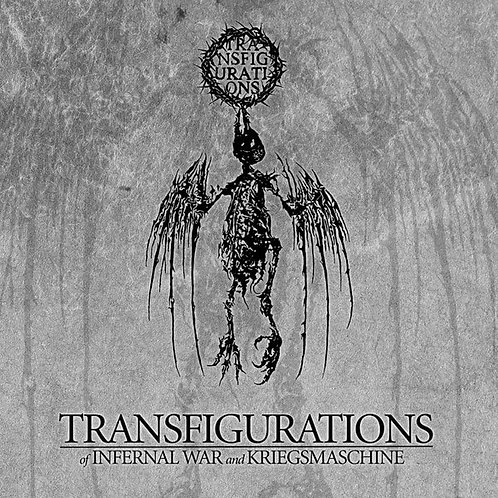 Infernal War / Kriegsmaschine ‎– Transfigurations CD