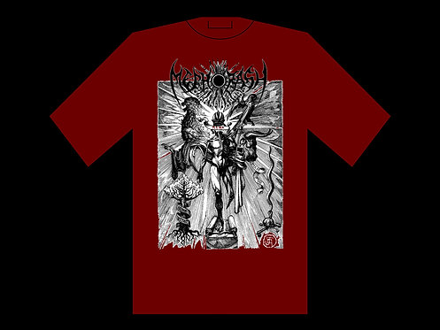 Mephorash T-SHIRT (Red)
