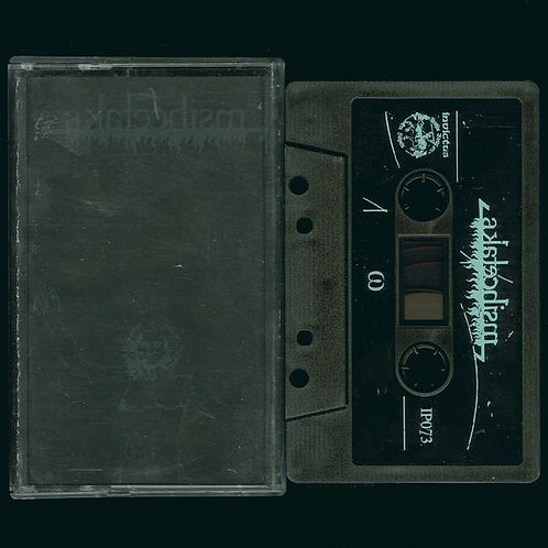 Akatechism ‎– Dripping Flames TAPE