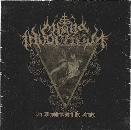Chaos Invocation – In Bloodline With The Snake CD