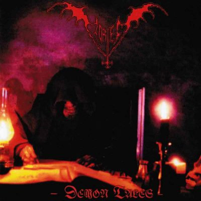Mortem - Demon Tales LP