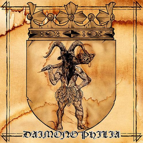 Lord Of Pagathorn – Daimono Philia Digi-CD