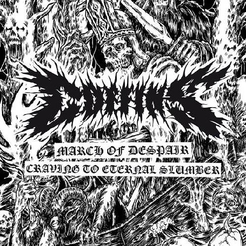 Coffins - March of Despair / Craving to Eternal Slumber CD