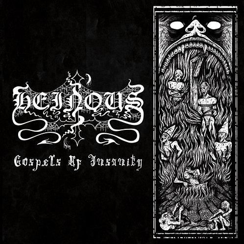 Heinous - Gospels of Insanity CD