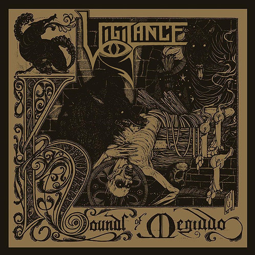Vigilance - Hounds Of Megiddo LP (White Vinyl)