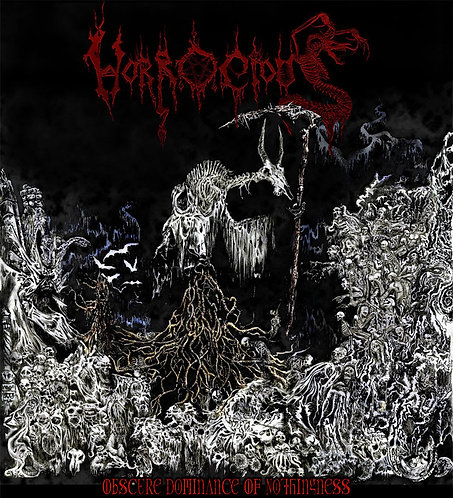 Horrocious - Obscure Dominance of Nothingness MLP