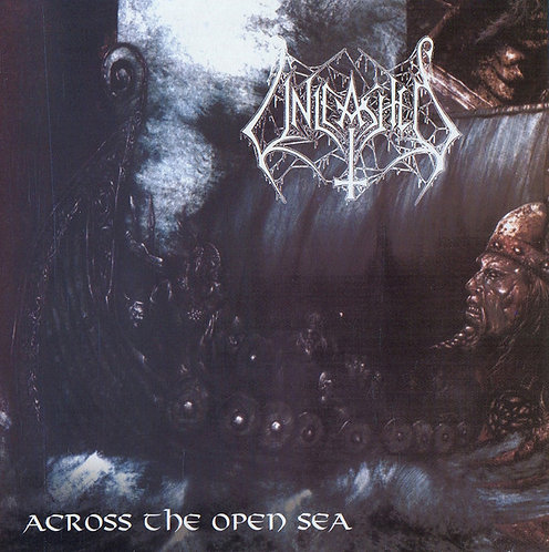 Unleashed - Across the Open Sea TAPE