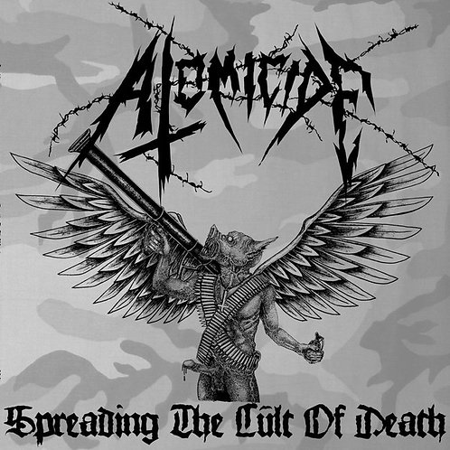 Atomicide – Spreading The Cult Of Death LP