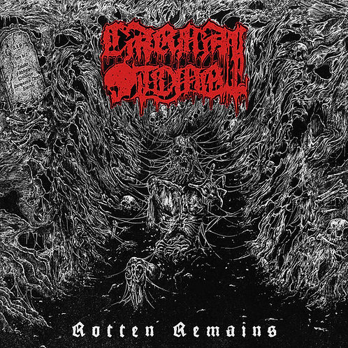 Carnal Tomb – Rotten Remains LP