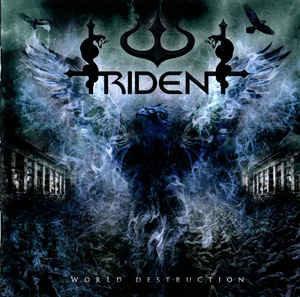 Trident – World Destruction CD
