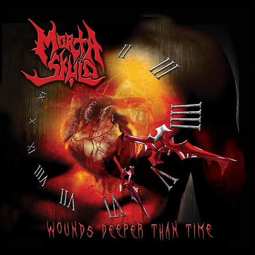 Morta Skuld - Wounds Deeper Than Time DIGI-CD