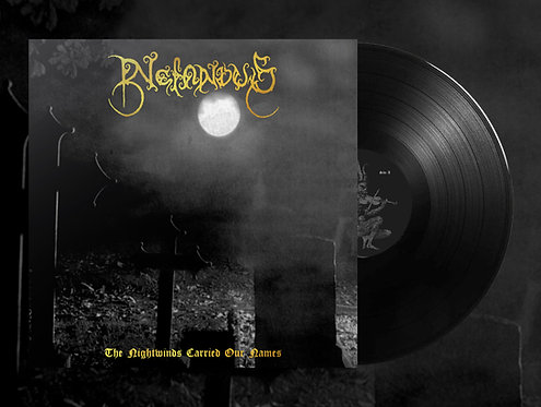 Nefandus - The Nightwinds Carried Our Names LP (Black Vinyl) (PRE-ORDER)